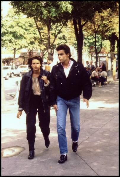 Stéphanie de Monaco et Anthony Delon ont vécu une relation d'un mois, lorsque l'acteur avait 20 ans