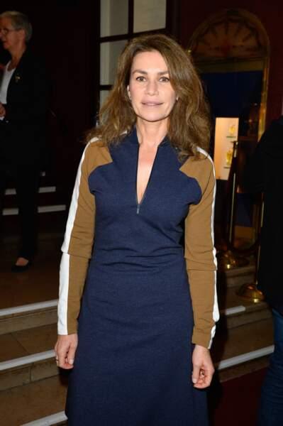 La comédienne Valérie Kaprisky a été la compagne d'Anthony Delon dans les années 80