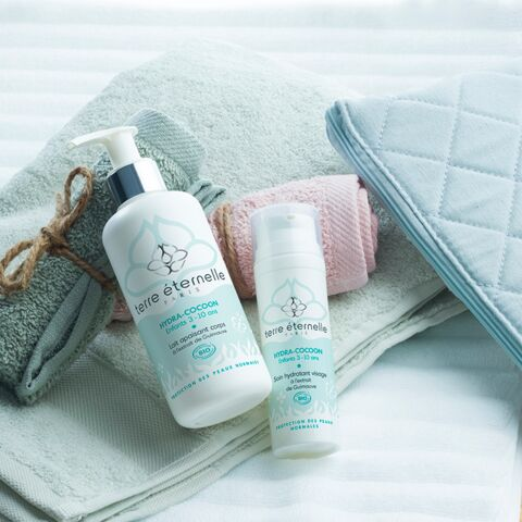 Soin enfants: 20 produits pour prendre soin leur peau et de leur cheveux