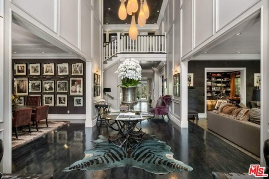 Johnny Hallyday avait fait construire cette splendide demeure à Los Angeles en 2010