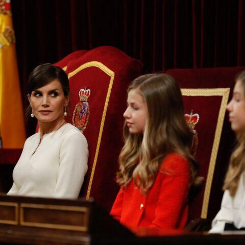 Letizia d'Espagne soulagée: sa fille Leonor n'a pas la covid-19