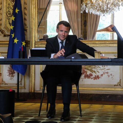 Le saviez-vous? Emmanuel Macron est un peu fâché avec l'ordinateur