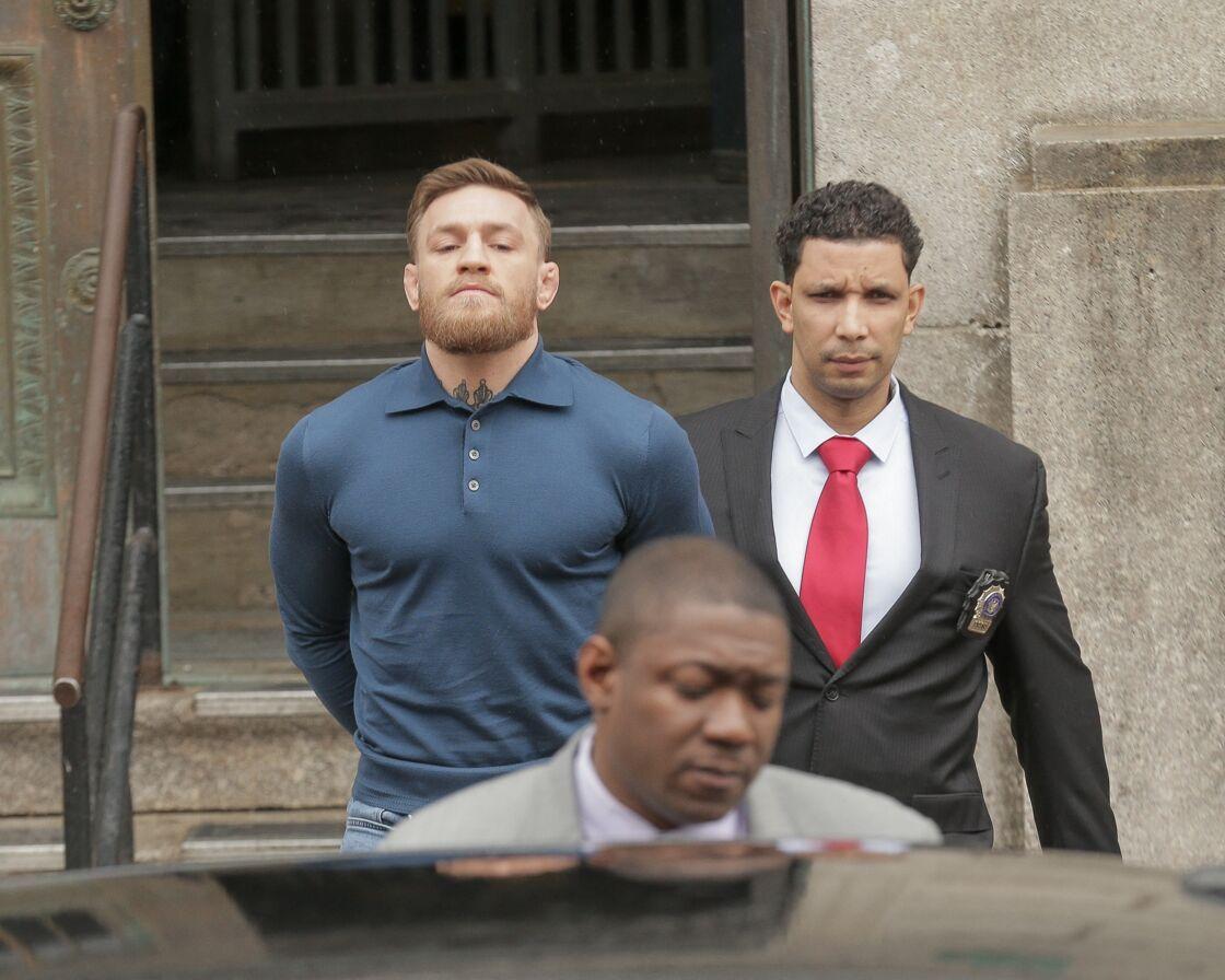 Conor McGregor a plusieurs arrestations à son actif