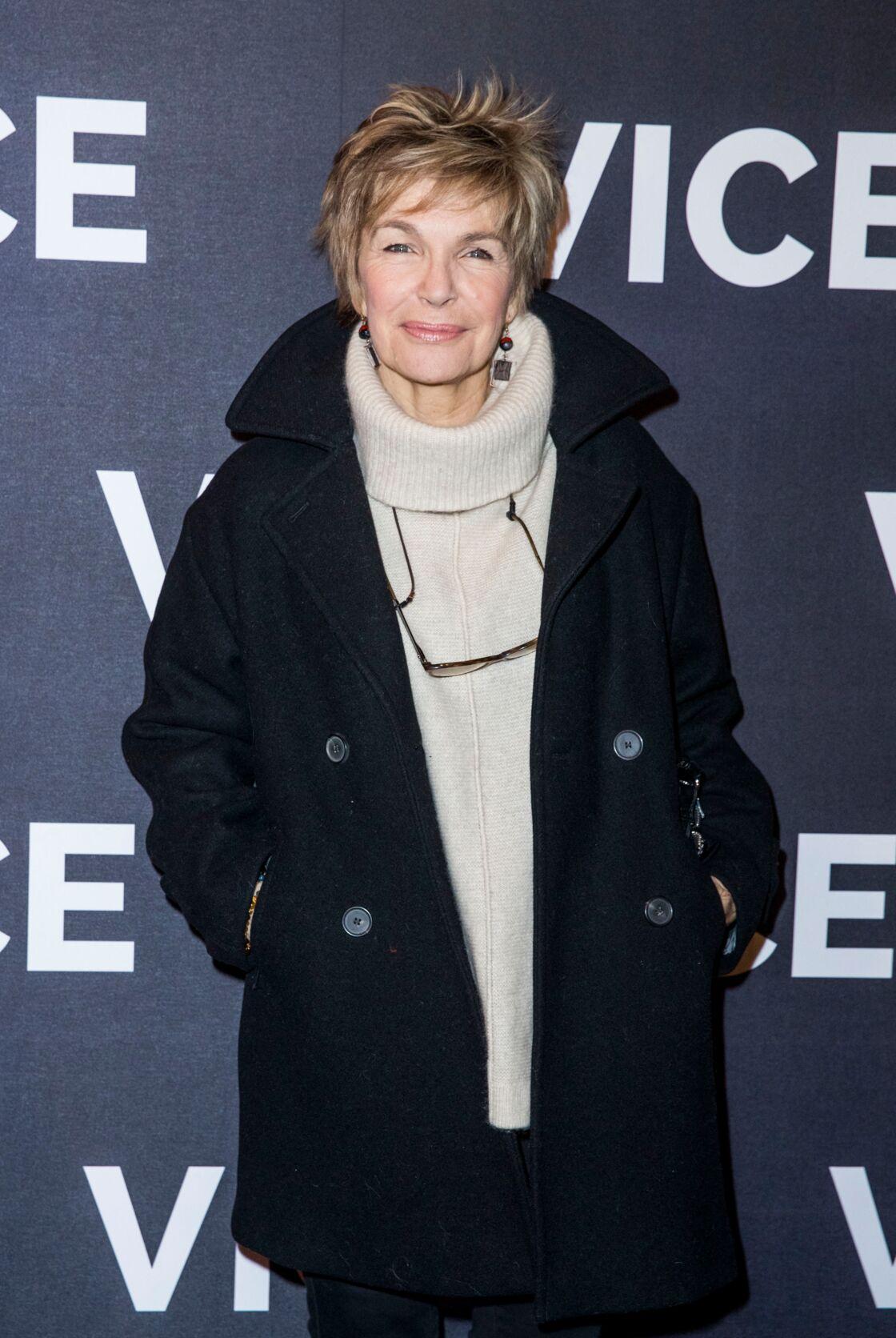 Véronique Jannot à la première du film