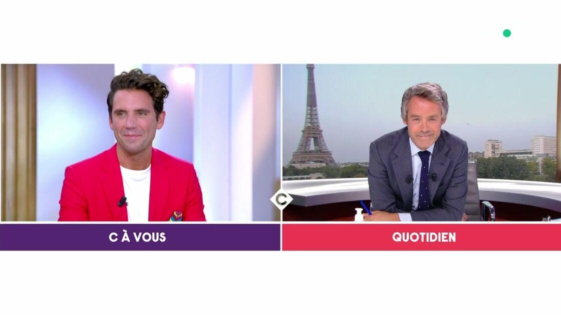 Mika était aussi l'invité de Yann Barthès ce jeudi 17 septembre 2020