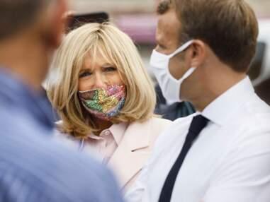 PHOTOS - Emmanuel et Brigitte Macron, complices pour les journées du patrimoine