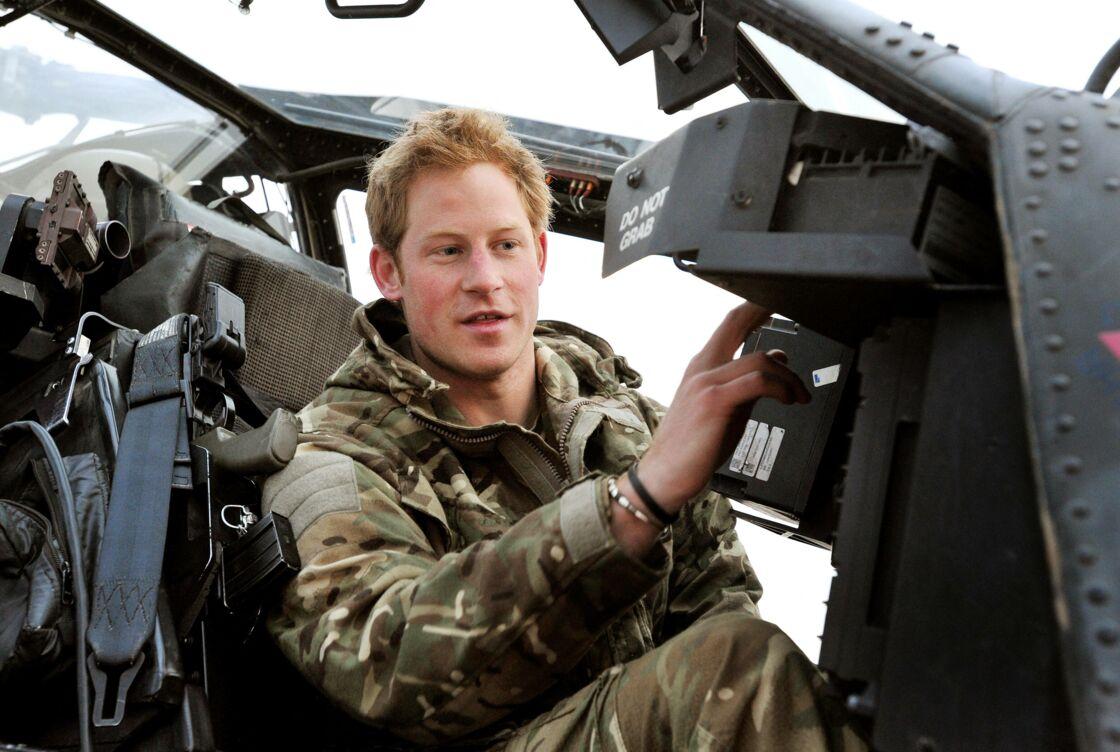 Le prince Harry en 2013