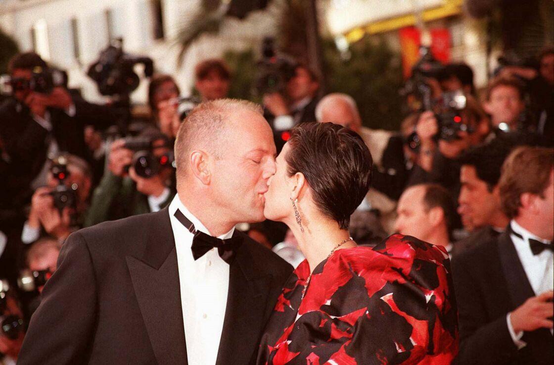 Bruce Willis et Demi Moore, en 1997