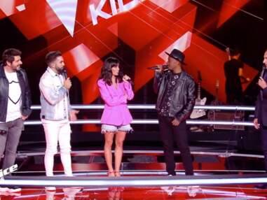LOOK A LA LOUPE - La veste de costume de  Jenifer dans The Voice Kids !