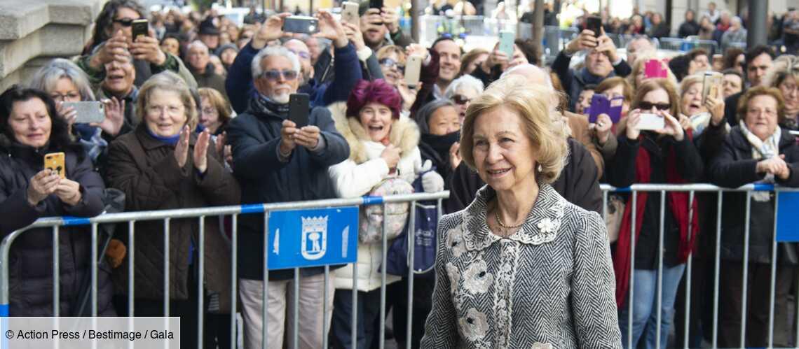 Reine Sofia : cette sortie publique qui va être scrutée de près - Gala