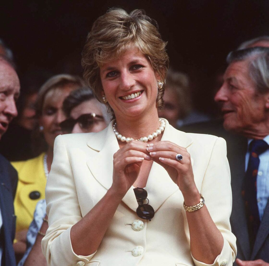Le princesse Diana