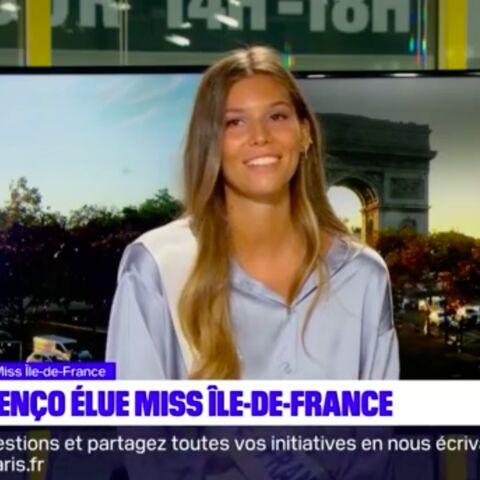 Miss France: Lara Lourenço a failli tout perdre à cause d'un accident