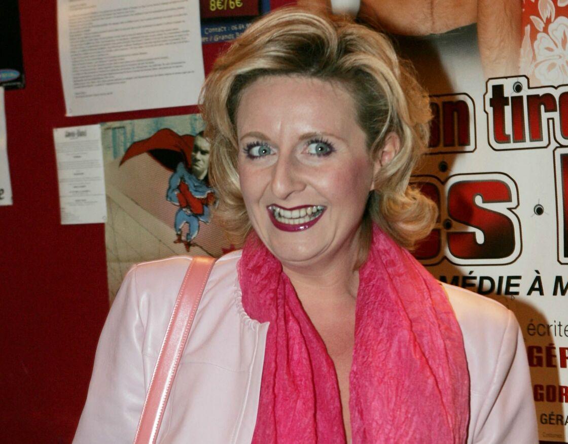 Isabelle Charles, en 2004