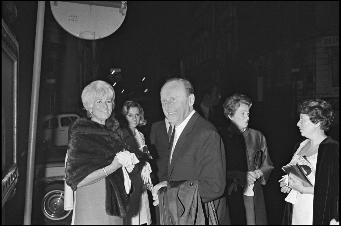 Bourvil et Jeanne Lefrique, une histoire d'amour hors du commun