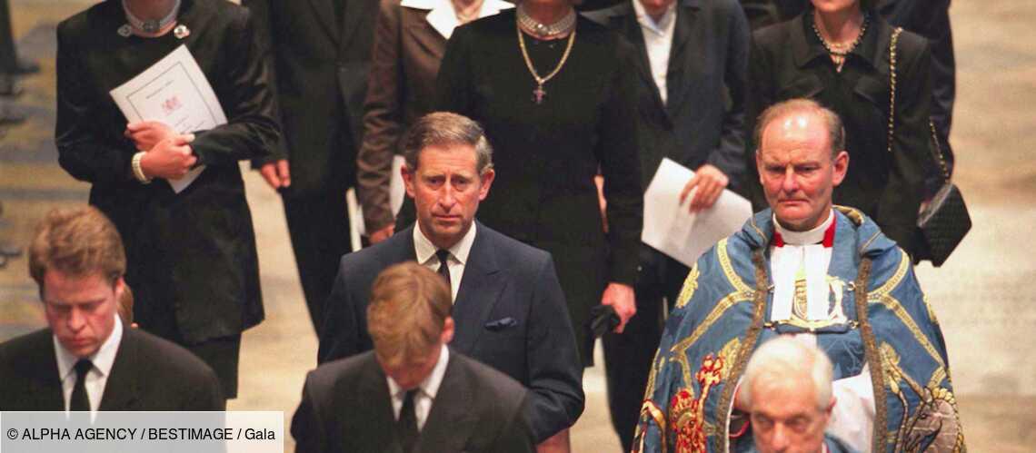 Mort de Diana : quand Charles craignait d'être une cible - Gala