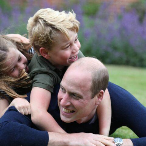 Prince William: ses touchantes confidences sur George, Charlotte et Louis