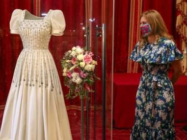 PHOTOS - Beatrice d'York : sa robe de mariée exposée