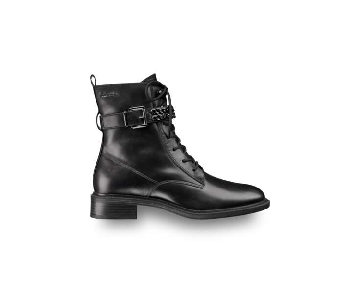 Boots, 69,95€, Tamaris.