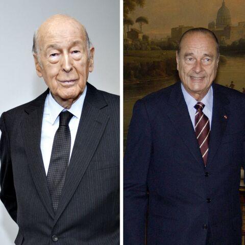Jacques Chirac et Valéry Giscard d'Estaing: les deux rivaux ont vécu des histoires d'amour parallèles