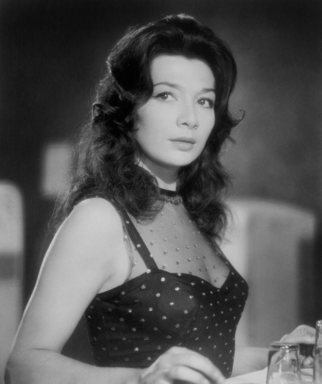 Juliette Gréco en 1958 dans le film