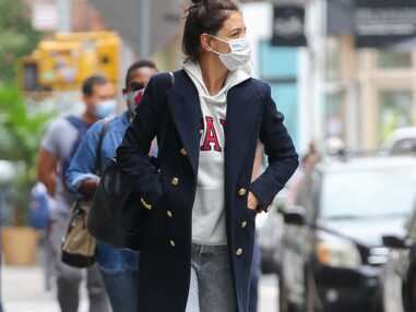 SHOPPING - Le style street chic de Katie Holmes