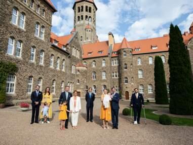 Les plus belles photos de famille du Gotha