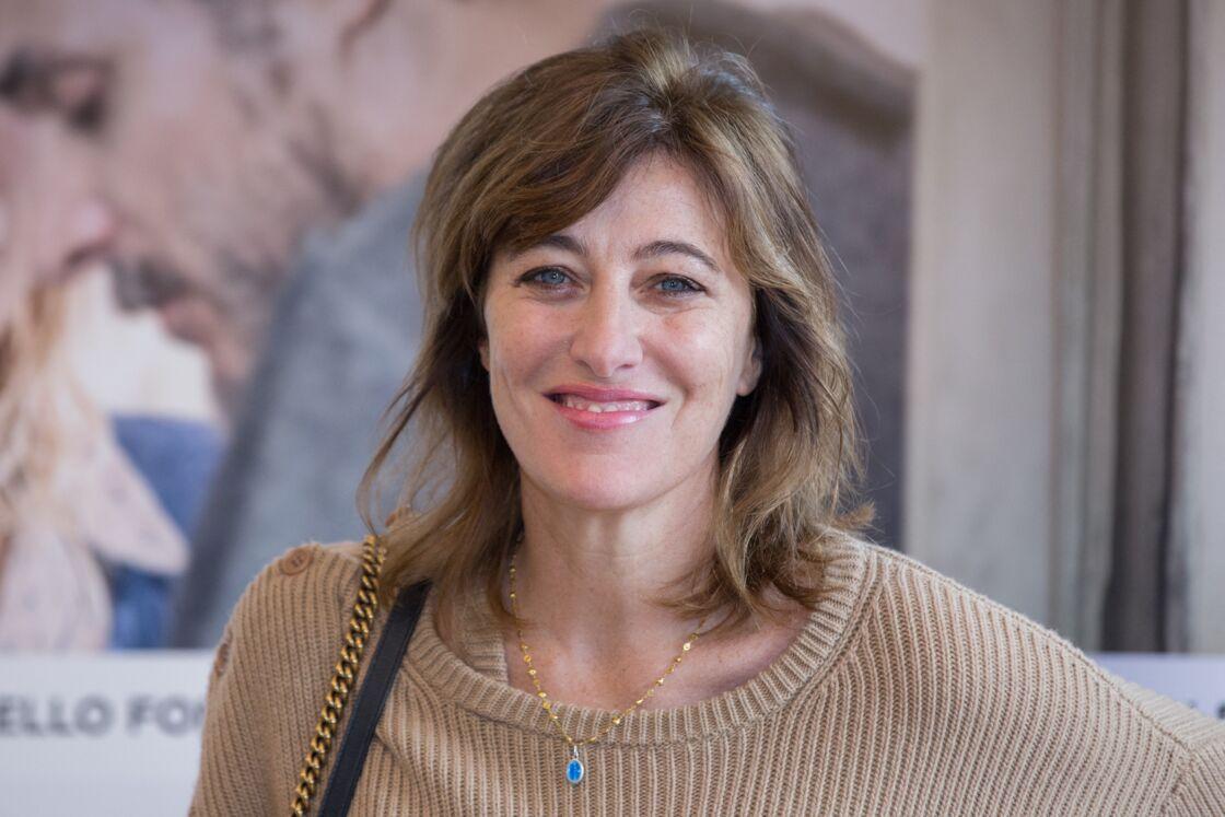 Valéria Bruni-Tedeschi au photocall du film