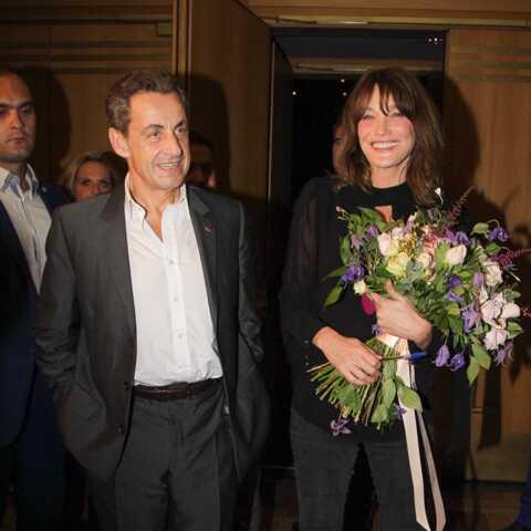 Carla Bruni fusionnelle avec son mari: elle ne supporte pas la séparation
