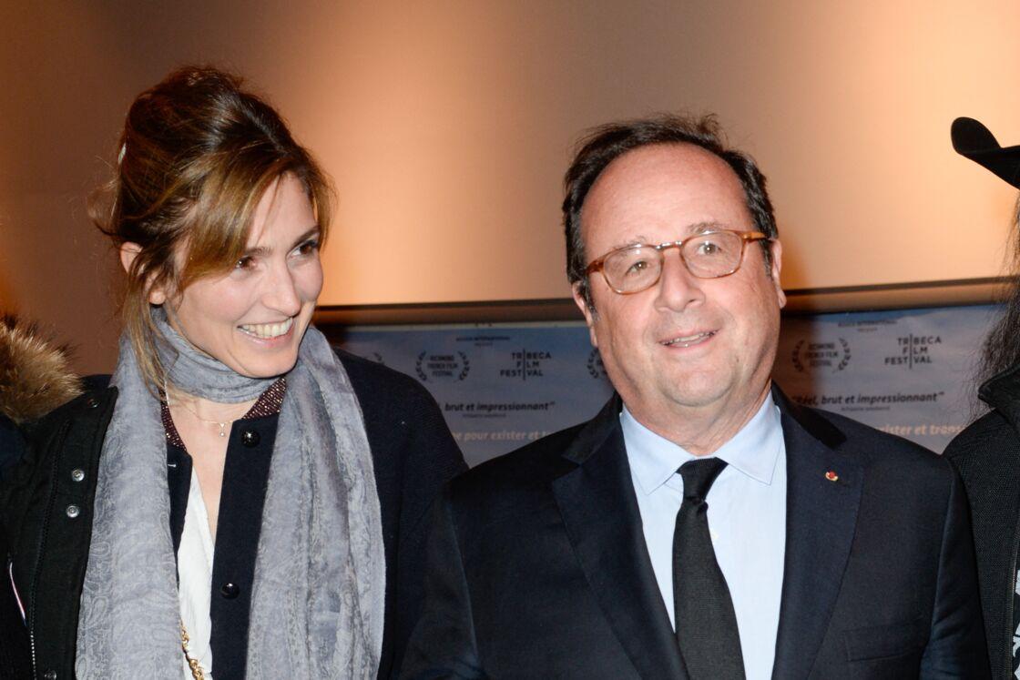 Julie Gayet et François Hollande, ensemble depuis six ans, forment un couple on ne peut plus discret