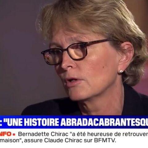 Claude Chirac sur le procès de son père: «S'il avait pu se défendre, l'histoire aurait été différente»