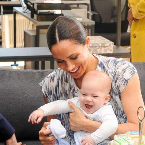 Meghan Markle: ce point commun que pourrait avoir Archie avec le bébé de la princesse Eugenie