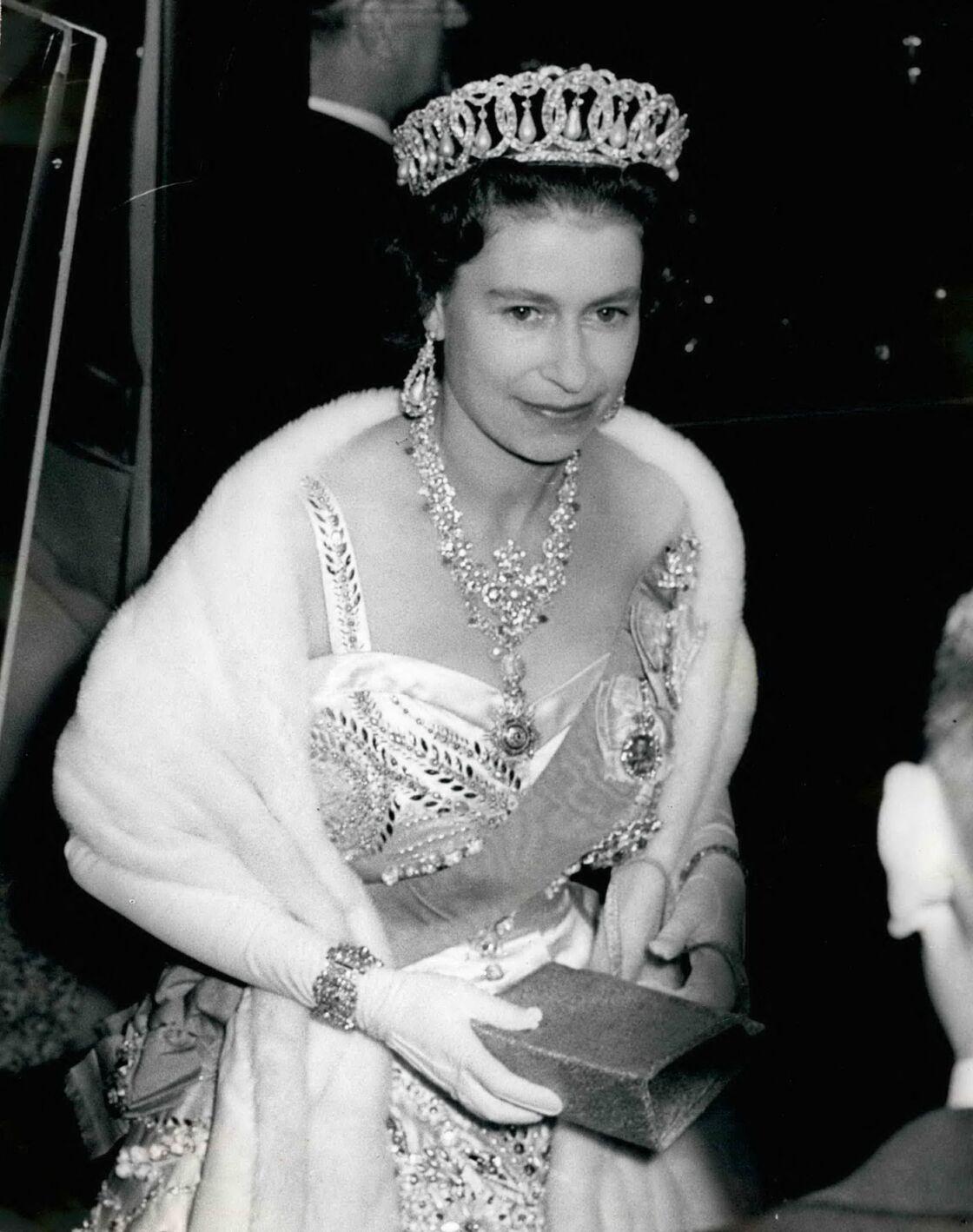 Elizabeth II en 1960
