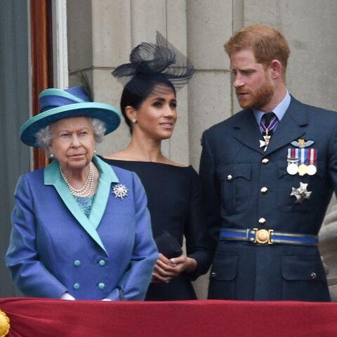 Meghan Markle et Harry gênants pour la reine?
