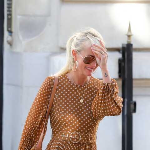 Laeticia Hallyday fan de mode: elle ne se refuse rien!