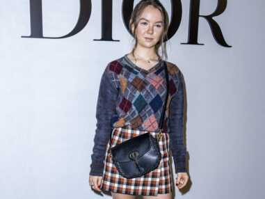 PHOTOS - Alexandra de Hanovre illumine le défilé Dior à la Fashion Week de Paris