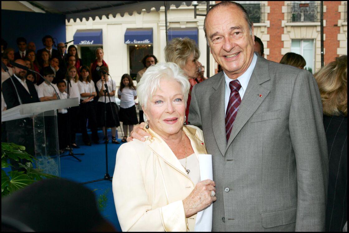 Au fil des années, Line Renaud et Jacques Chirac sont devenus bien plus que des amis, si bien que l'ancien président considérait la comédienne comme une