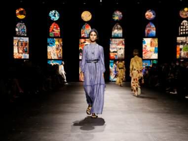 PHOTOS - Les stars et les looks du défilé Dior printemps/été 2021