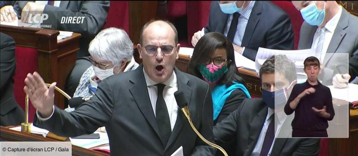 VIDÉO – « Ecoutez-moi! » : Jean Castex tape du poing sur la table à l'Assemblée Nationale - Gala
