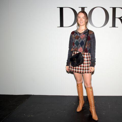 PHOTOS – Alexandra de Hanovre illumine le défilé Dior printemps-été 2021