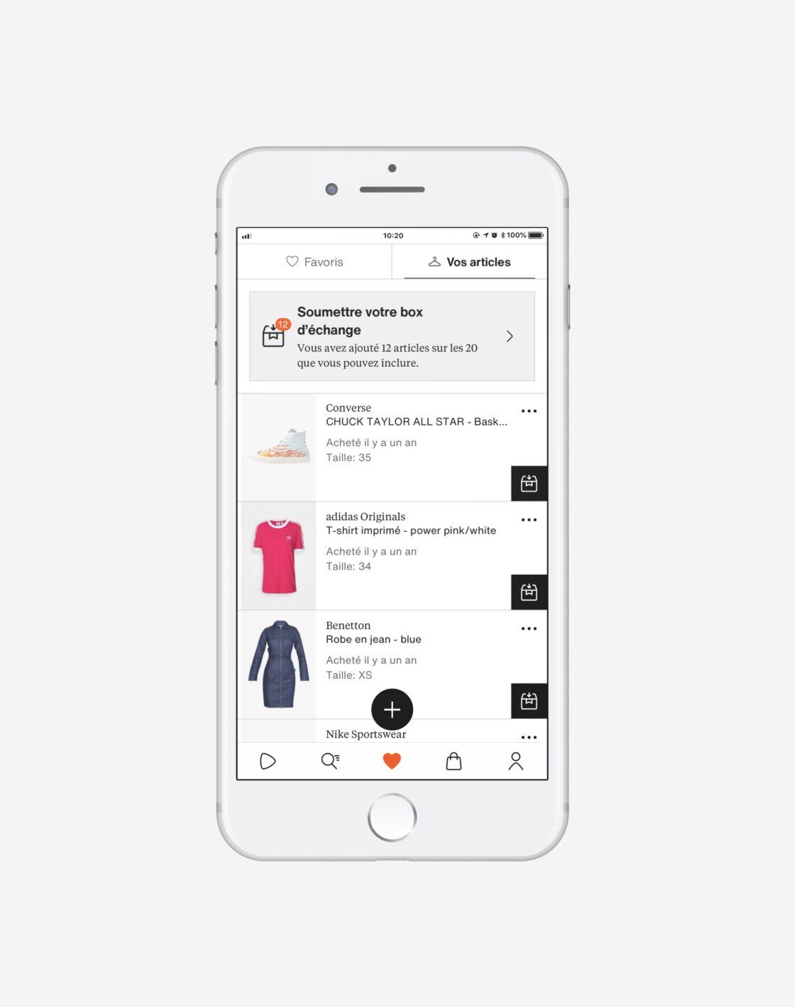 Le lancement de l'espace Seconde main s'accompagnera d'une campagne intitulée « Echangeons ensemble », encourageant les clients à échanger, trouver et redonner du style à des articles de mode uniques.