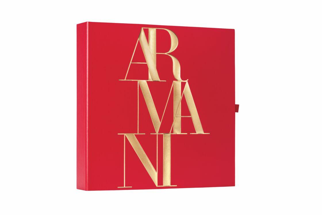 Pour la première fois, Armani lance son calendrier de l'avent ultra luxe, 300 €