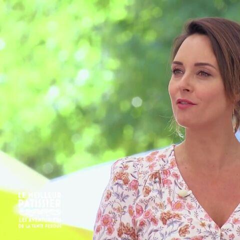 Julia Vignali draguée par un candidat du Meilleur Pâtissier, elle met le hola!
