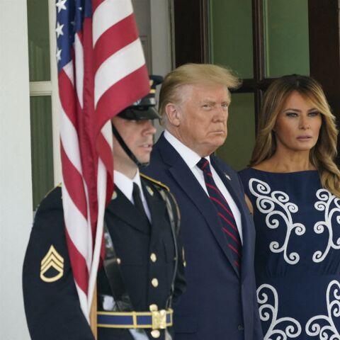 Donald et Melania Trump positifs au Covid: «Nous nous en sortirons ensemble»