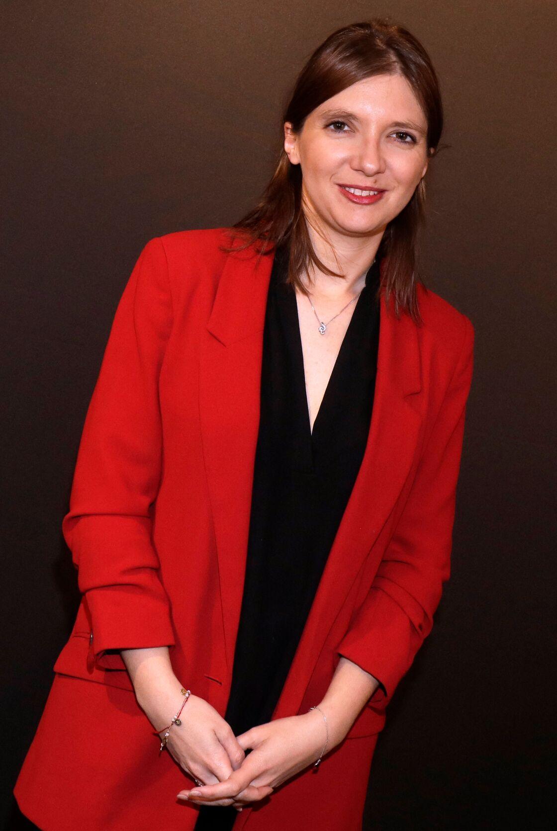 Aurore Bergé à Paris, le 6 mai 2019.