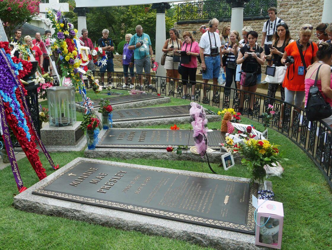 Benjamin Keough a été inhumé auprès des siens, dans le mausolée familial de Graceland, à Memphis