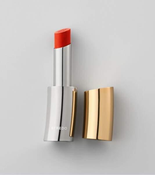 Rouge à Lèvres La Flamme, Byredo 39 € (byredo.com)