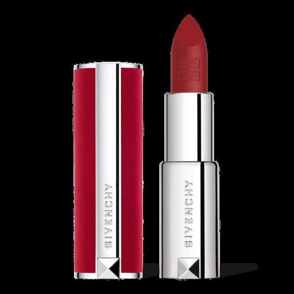 Le Rouge Deep Velvet, Givenchy, 36 € (sephora.fr)