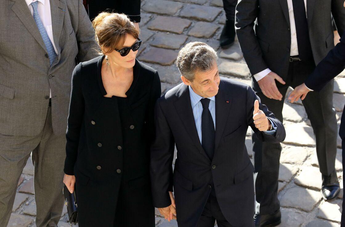 Carla Bruni et Nicolas Sarkozy, un couple qui dure !