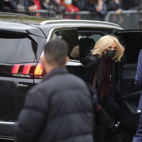 PHOTOS – Obsèques de Juliette Gréco: Brigitte Macron, Julie Gayet, Michel Boujenah… recueillis dans l'émotion