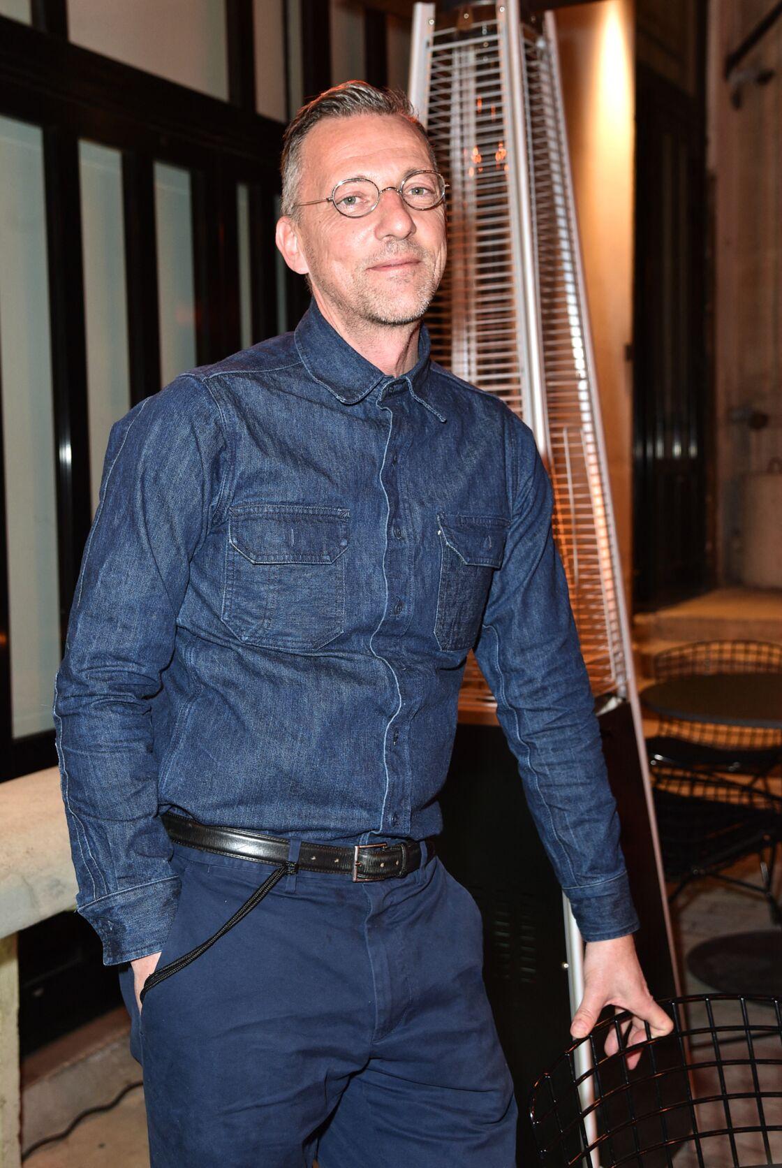 Olivier Saillard, directeur artistique du chausseur français J.M. Weston, depuis 2018.